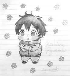 Gakuen Babysitters: Baby Kashima Ryuuichi