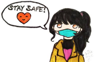 Stay Safe UwU