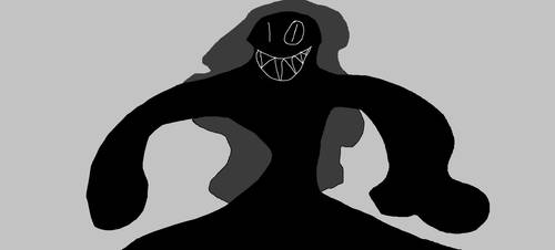 Lady Ink Monster Form