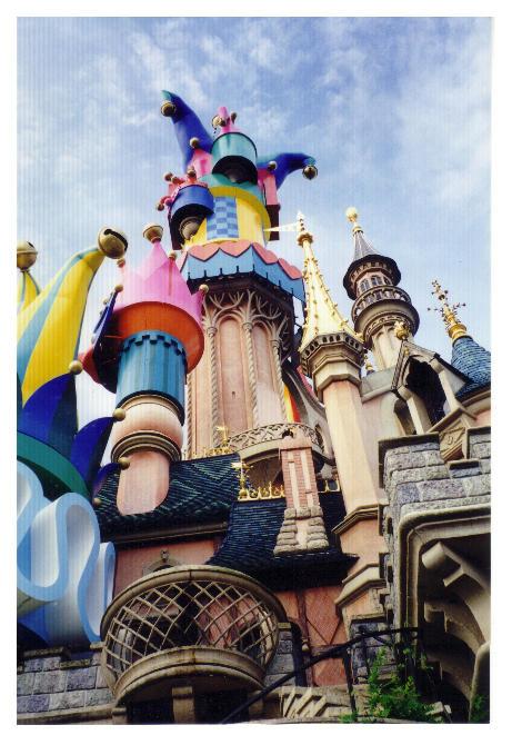 Disney by CaptainD