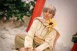 Akicon09: Sunflower by Sou-Viet