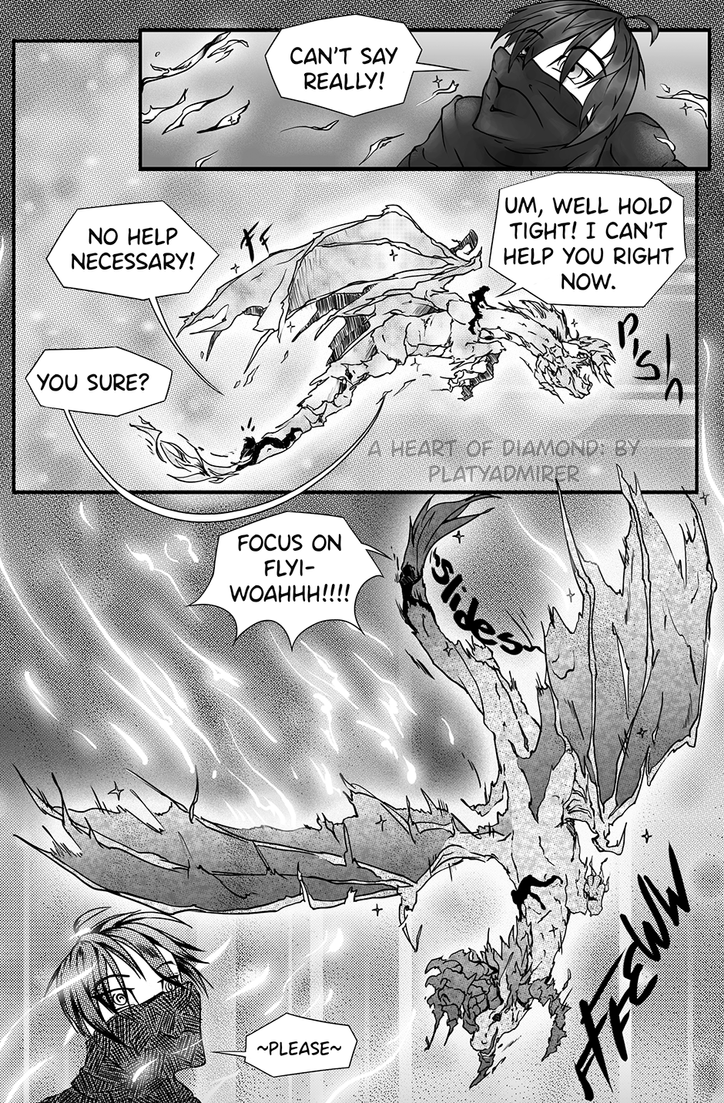 A Heart of Diamond: Page 50 by Platyadmirer