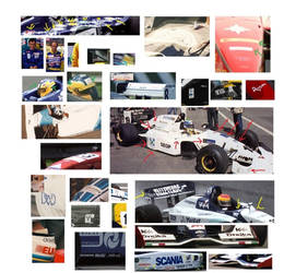 Unknown F3000 sponsors question collage  part 1