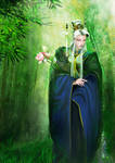 Bamboo Forest Fairy
