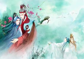 qianqiu by hazhangzhong