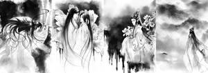 four Illustrations