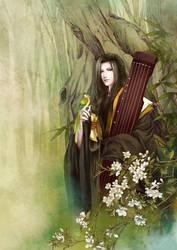 Mr Ouyang by hazhangzhong