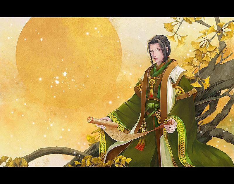Autumn begins by hazhangzhong