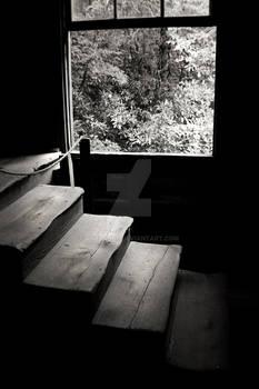 Mingus Mill Stairs