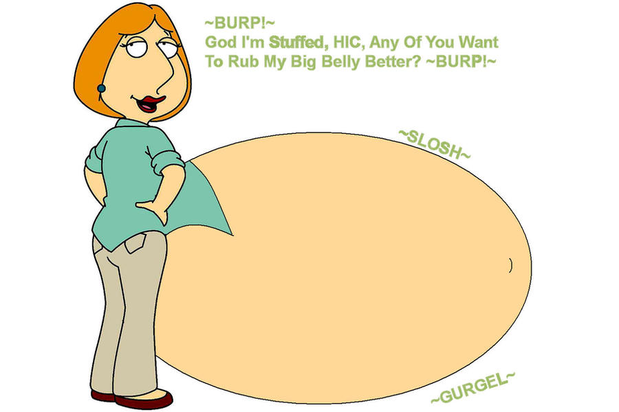 Lois Griffin Belly by Brom290