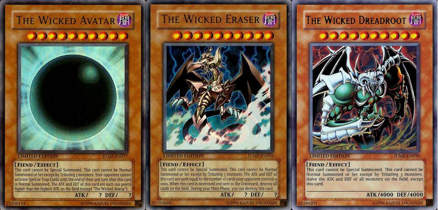 Yu Gi OH God Cards