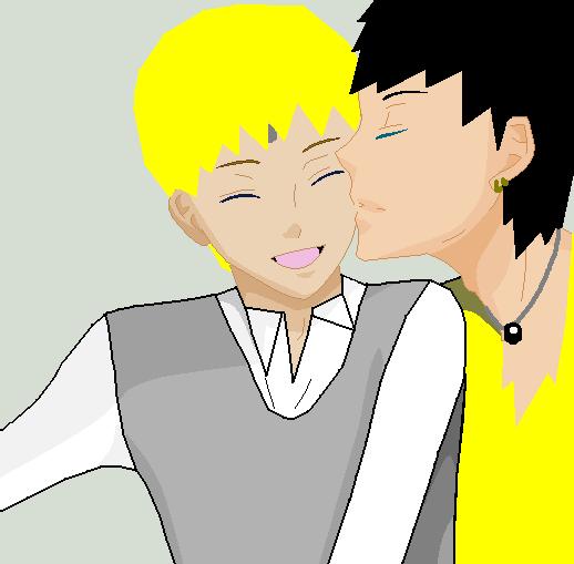 face anime Kissy