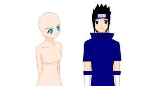 You and Sasuke