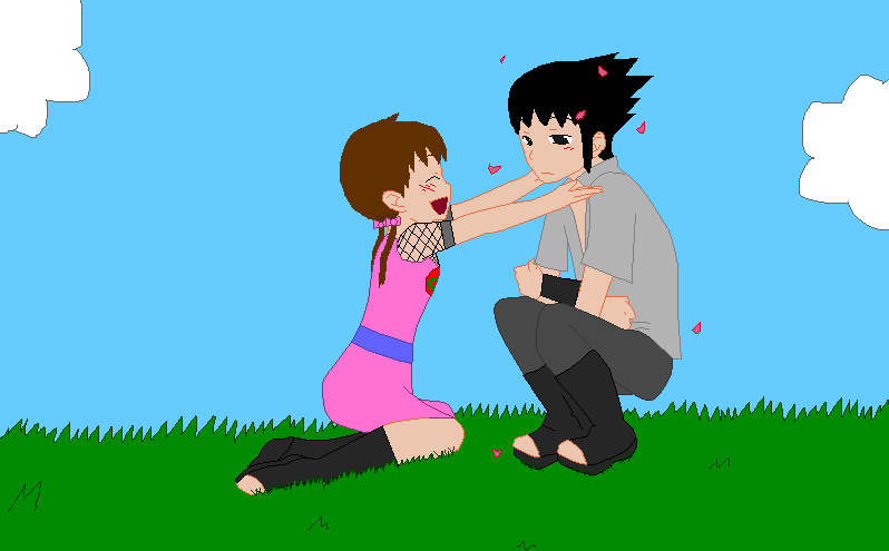 Sasuke Meets RTN Kita by blackblade94