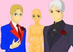 America Or Prussia?
