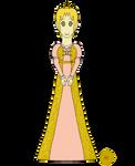 New OC: Canary Princess by blackblade94