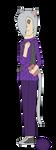 New OC: Bonnie Butler by blackblade94