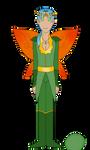 Fairy Prince Tyrian by blackblade94