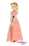 Duchess Camilla Russell by blackblade94