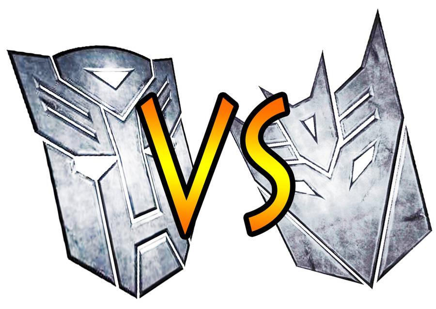 Autobot VS Decepticon by Optimusprime1993