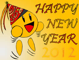 Happy New Year 2012 by Optimusprime1993