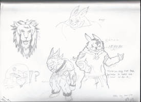 My own character by Optimusprime1993