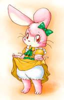 Open Rabbit by enorapi