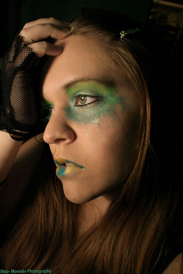 Fashion Makeup 1 by iFearMyself
