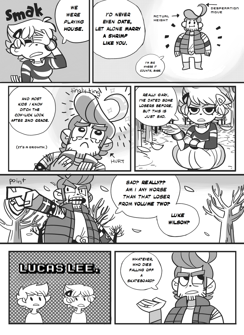 WORST FAN-FICTION PG. 5 by Hedrew