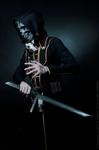Dishonored Corvo Attano Cosplay 2