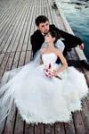 Evgenia and Aleksey_Wedding by dev1n