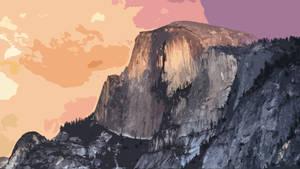 OS X Yosemite Flat Wallpaper