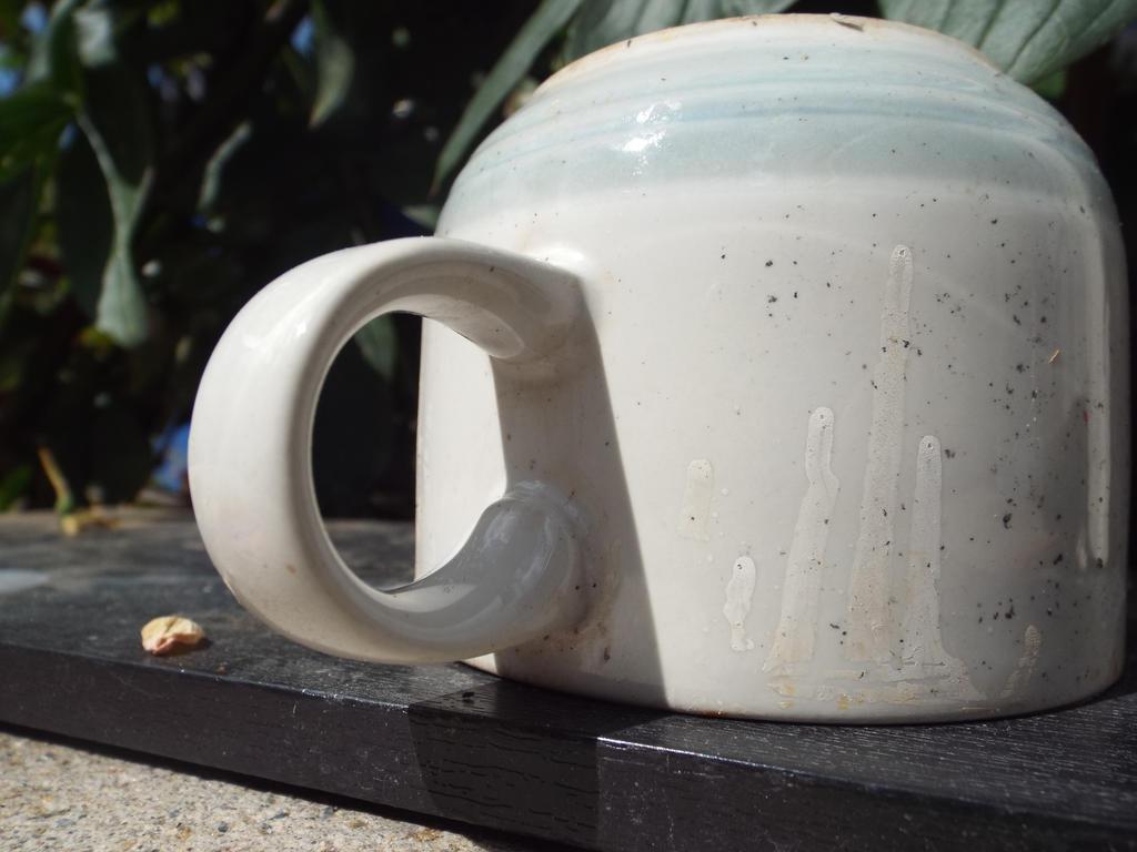 Durty Garden Cup~ by Moka898