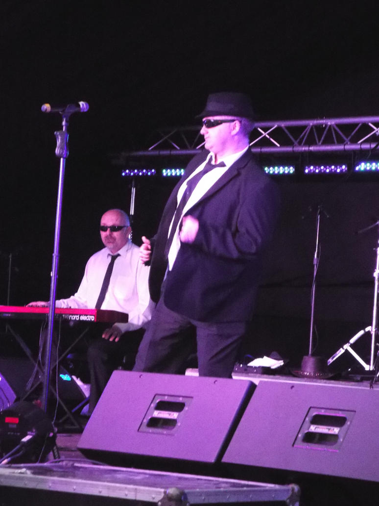 BMAD 2015 Day 3 - The Blues Brothers Collective 6 by Moka898