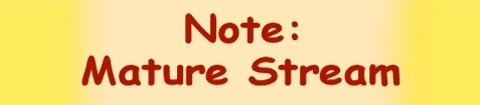 Note - Mature Stream by Moka898