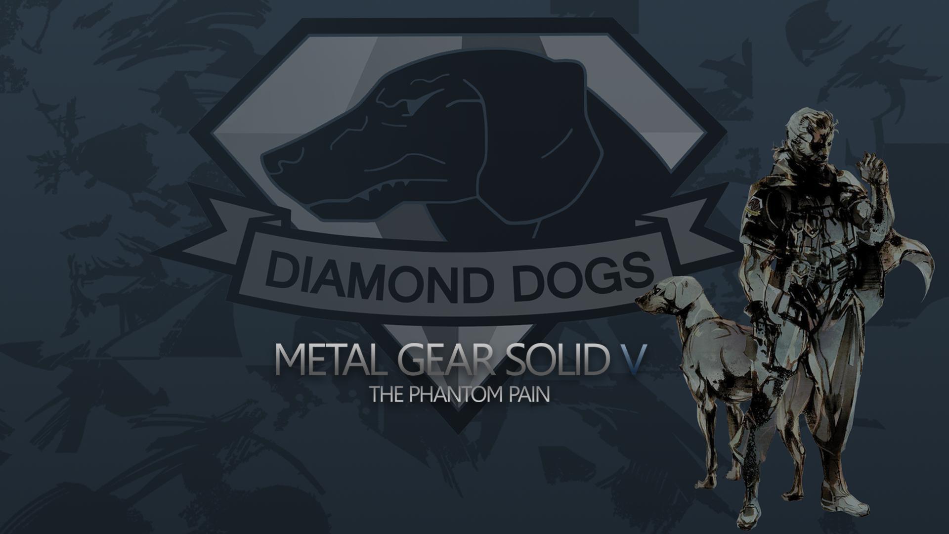 mgsv diamond dogs wallpaper by sleepingsandman on