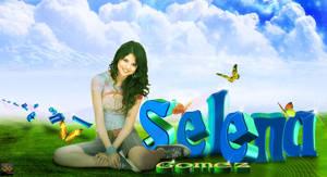 Selena Gomez with 3D