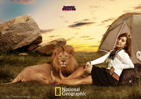 National Geographic by Chimonk
