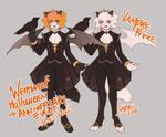 [CS RAFFLE] Halloweenniversary [Winners]