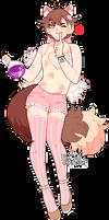 [AT] nana-bunn by Sakokii