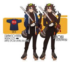 [DTE] FREE WEREWOOF Tanuki Tyrant [CLOSED]