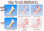 how to use references