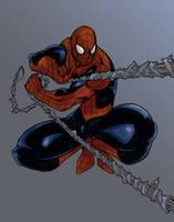 spiderman by annyd