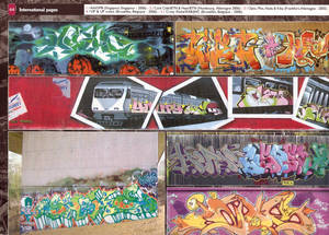 GraffBombz Issue 32