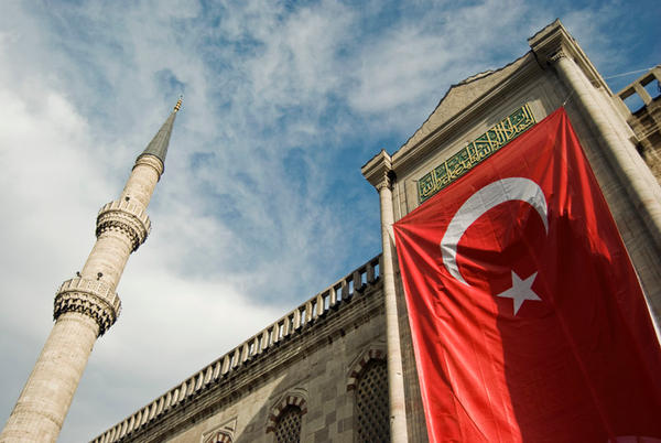 Islam's Flag by AhmetSelcuk