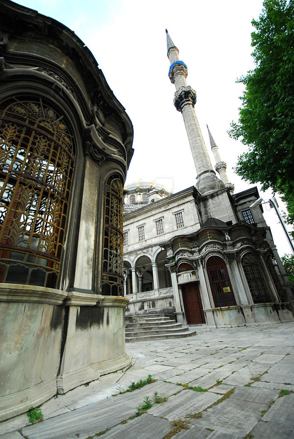 Nusretiye Camii by AhmetSelcuk