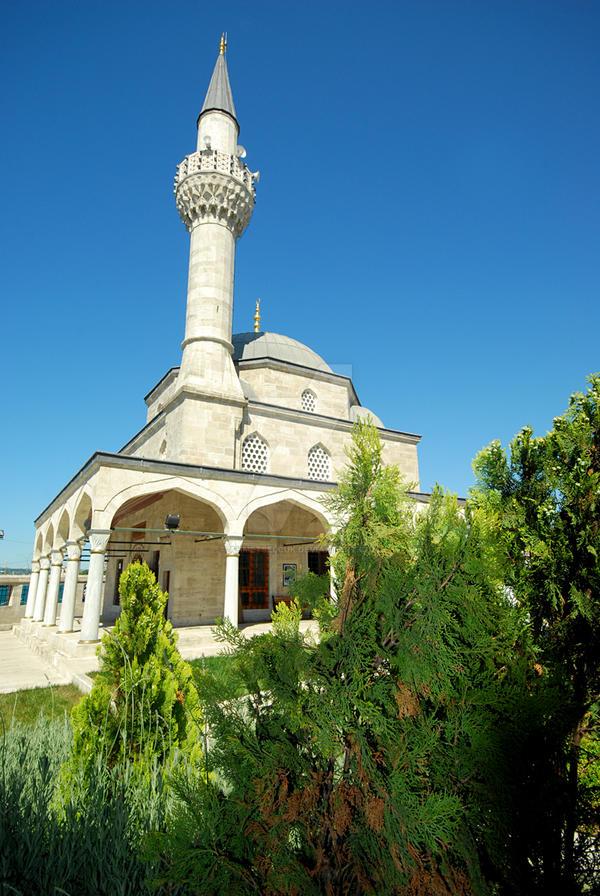 Semsi Ahmet Pasa Camii6 by AhmetSelcuk