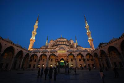 Sultanahmet Mosque by AhmetSelcuk