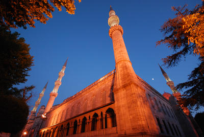 Sultanahmet Mosque 2 by AhmetSelcuk
