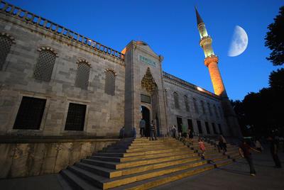Sultanahmet Mosque 4 by AhmetSelcuk